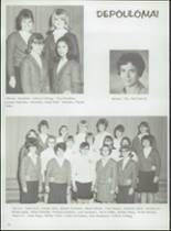 1968 Filer High School Yearbook Page 58 & 59