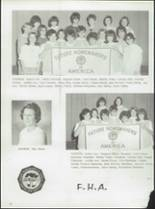 1968 Filer High School Yearbook Page 60 & 61