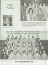 1968 Filer High School Yearbook Page 68 & 69