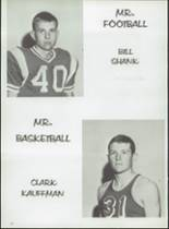 1968 Filer High School Yearbook Page 72 & 73