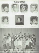 1968 Filer High School Yearbook Page 90 & 91