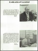 1984 McCamey High School Yearbook Page 10 & 11
