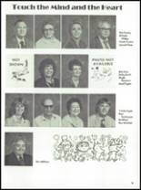 1984 McCamey High School Yearbook Page 12 & 13