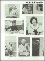 1984 McCamey High School Yearbook Page 14 & 15
