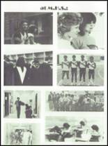 1984 McCamey High School Yearbook Page 18 & 19