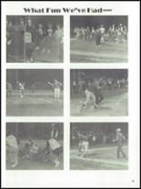 1984 McCamey High School Yearbook Page 22 & 23