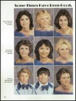 1984 McCamey High School Yearbook Page 24 & 25