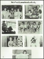 1984 McCamey High School Yearbook Page 26 & 27