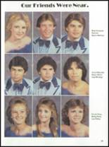1984 McCamey High School Yearbook Page 28 & 29