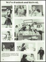 1984 McCamey High School Yearbook Page 30 & 31
