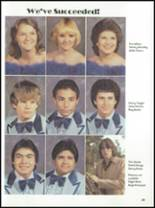 1984 McCamey High School Yearbook Page 32 & 33
