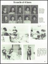 1984 McCamey High School Yearbook Page 38 & 39