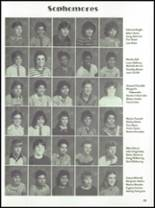 1984 McCamey High School Yearbook Page 42 & 43