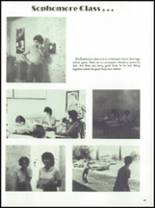 1984 McCamey High School Yearbook Page 44 & 45