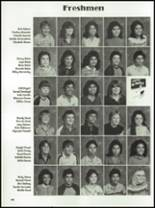 1984 McCamey High School Yearbook Page 48 & 49