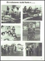 1984 McCamey High School Yearbook Page 50 & 51