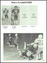 1984 McCamey High School Yearbook Page 56 & 57