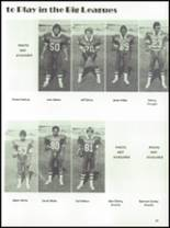 1984 McCamey High School Yearbook Page 64 & 65
