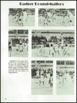 1984 McCamey High School Yearbook Page 76 & 77