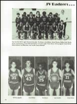 1984 McCamey High School Yearbook Page 78 & 79
