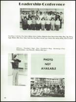 1984 McCamey High School Yearbook Page 86 & 87