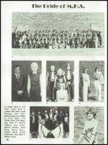 1984 McCamey High School Yearbook Page 92 & 93