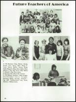 1984 McCamey High School Yearbook Page 94 & 95