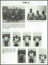 1984 McCamey High School Yearbook Page 96 & 97