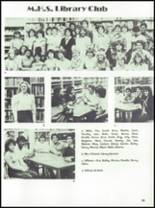 1984 McCamey High School Yearbook Page 98 & 99