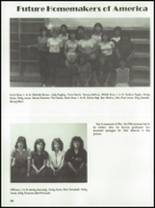 1984 McCamey High School Yearbook Page 100 & 101