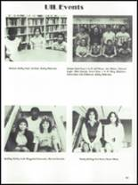 1984 McCamey High School Yearbook Page 104 & 105