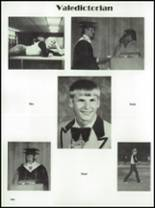 1984 McCamey High School Yearbook Page 108 & 109