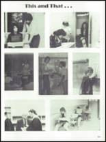 1984 McCamey High School Yearbook Page 110 & 111