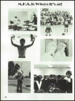 1984 McCamey High School Yearbook Page 112 & 113