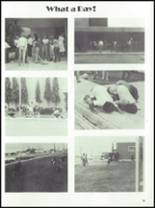 1984 McCamey High School Yearbook Page 114 & 115