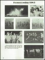 1984 McCamey High School Yearbook Page 116 & 117