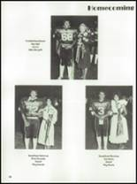 1984 McCamey High School Yearbook Page 120 & 121