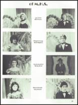 1984 McCamey High School Yearbook Page 124 & 125