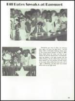 1984 McCamey High School Yearbook Page 128 & 129
