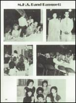 1984 McCamey High School Yearbook Page 132 & 133