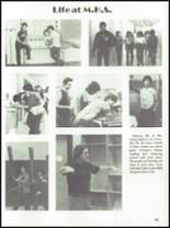 1984 McCamey High School Yearbook Page 138 & 139