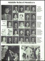 1984 McCamey High School Yearbook Page 144 & 145