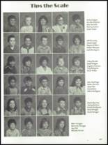 1984 McCamey High School Yearbook Page 150 & 151