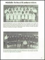 1984 McCamey High School Yearbook Page 154 & 155