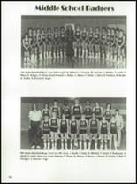 1984 McCamey High School Yearbook Page 156 & 157