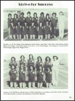 1984 McCamey High School Yearbook Page 158 & 159