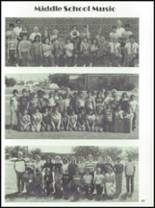 1984 McCamey High School Yearbook Page 160 & 161