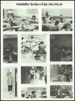 1984 McCamey High School Yearbook Page 164 & 165