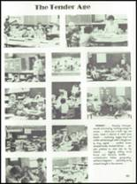 1984 McCamey High School Yearbook Page 166 & 167