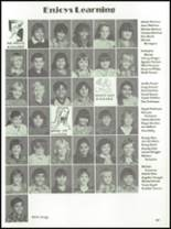 1984 McCamey High School Yearbook Page 170 & 171